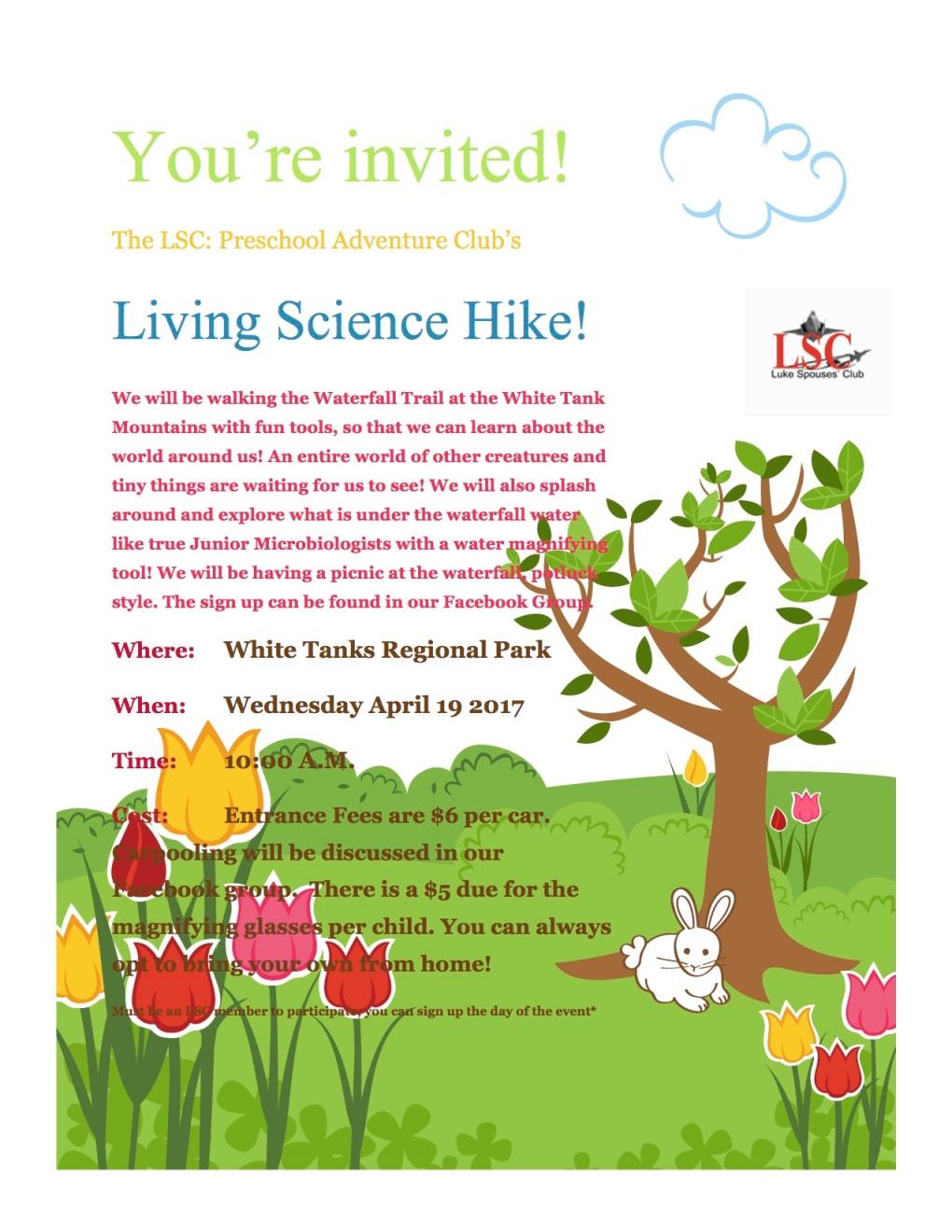 Preschool meet up 2 flyer