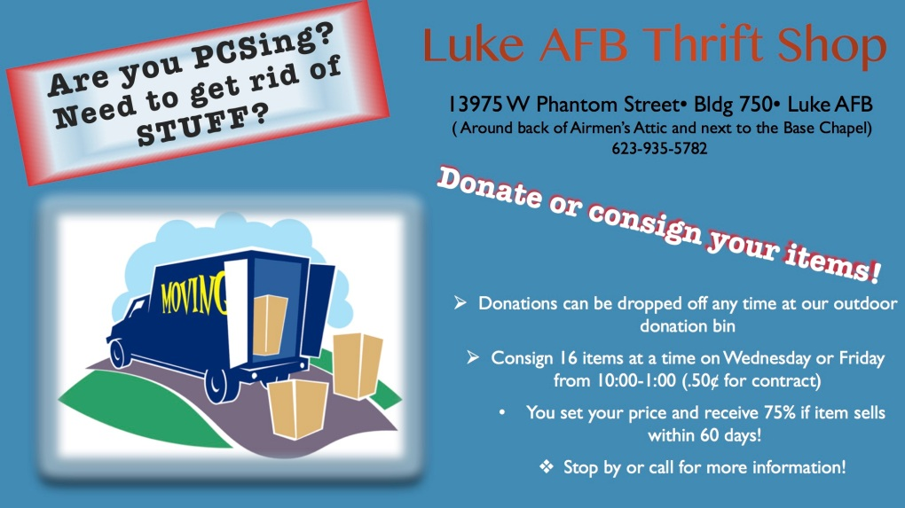 PCSing Donation Flyer